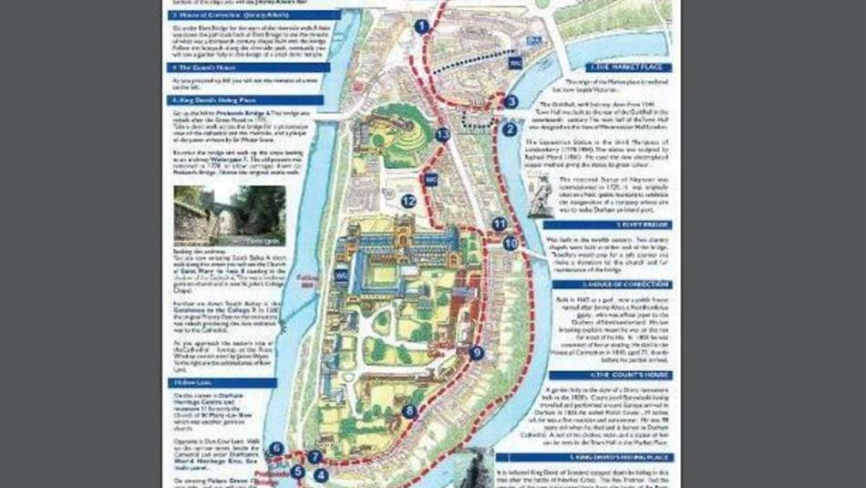 Durham Peninsular Walk - This is Durham