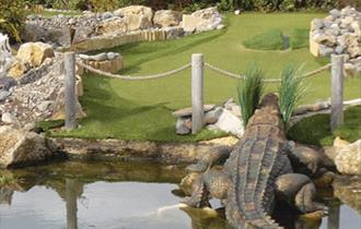 Lost World Mini Golf