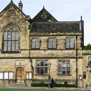 Palace Green Library Durham