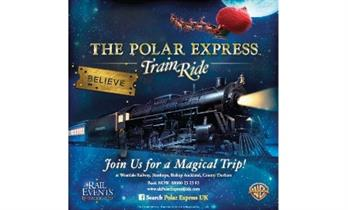 The Magic of Christmas Aboard The Polar Express at Weardale Railway