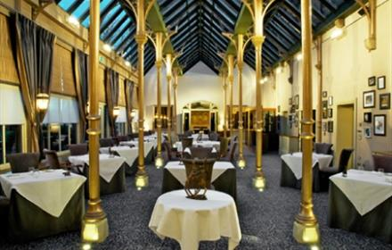 The Orangery- Rockliffe Hall Hotel