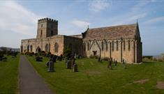 St Aidan's Parish Church Bamburgh
