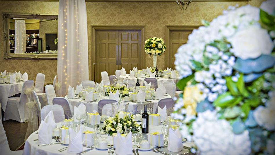 Weddings At Hallgarth The Manor House Durham Hotel Venues In