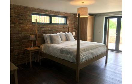 Double room at Woodland Barn Durham City