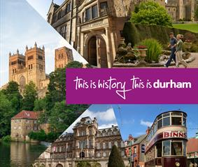 This is history. This is Durham.