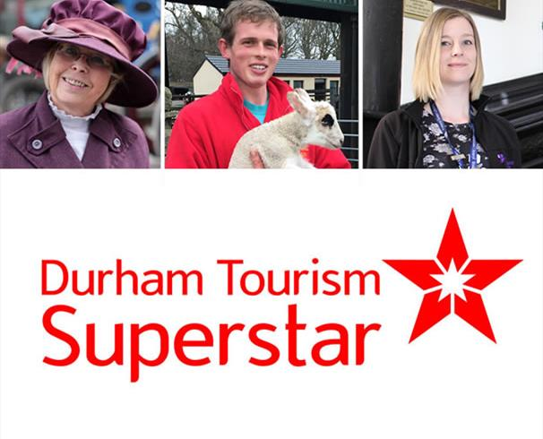 Durham Tourism Superstar