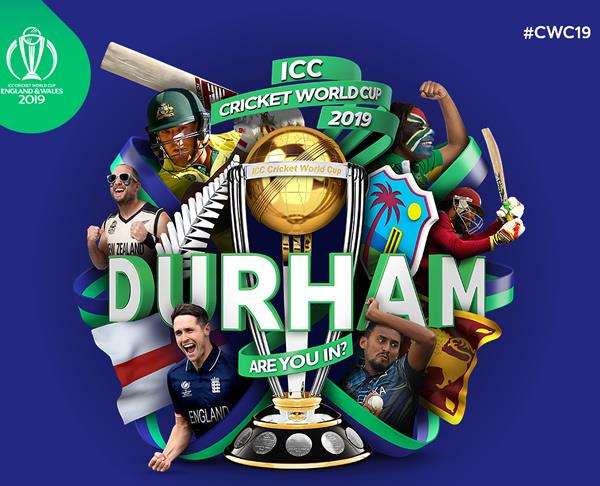 Cricket World Cup Durham