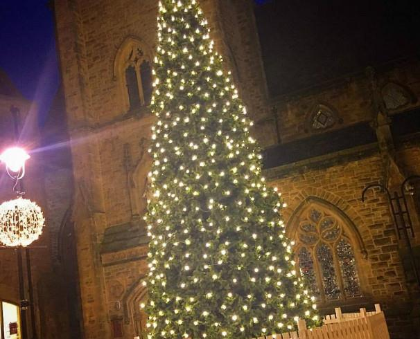Planning a festive break in Durham?