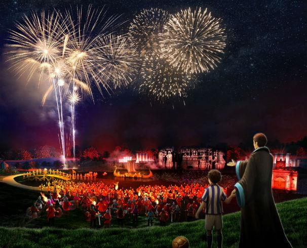 10 tantalising facts you (probably) didn't know about Kynren