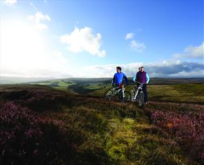 Cycling routes in Durham