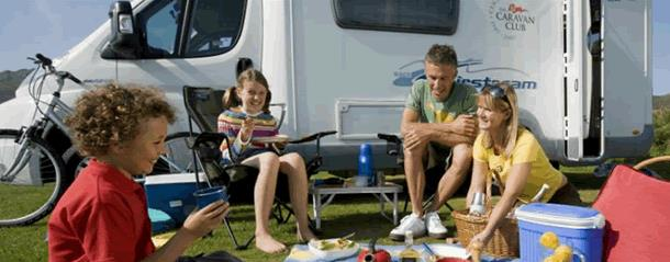 Caravan and Camping in Durham