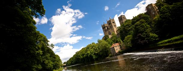 Download the map of Durham City