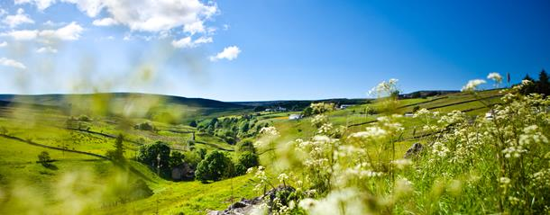 Download the map of the Durham Dales