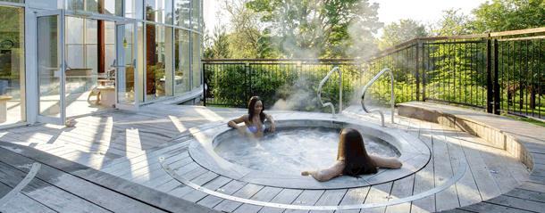 Romantic spas in Durham