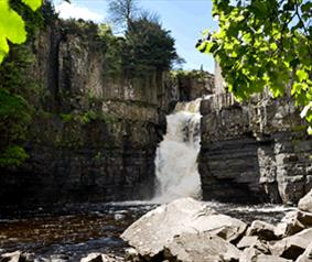 Durham Attractions Waterfalls & Reserviors