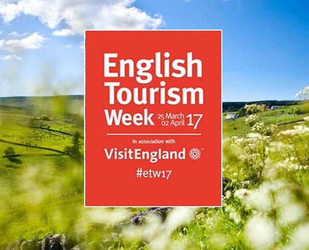 6 super events for English Tourism Week