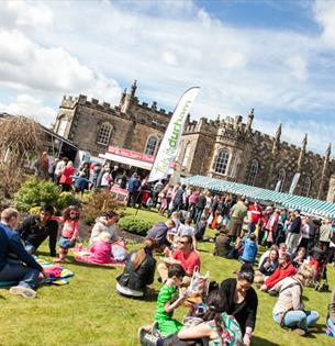 Bishop Auckland Food Festival