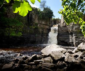 High Force in Durham
