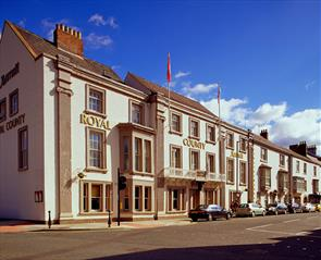 Win a city break at the Durham Marriott Hotel Royal County