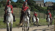 Kynren Volunteers in Bishop Auckland, County Durham