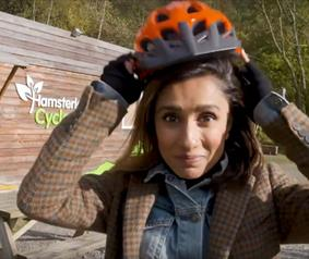 Anita Rani Discover Durham's Great Outdoors