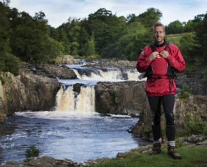 Durham's great outdoors with Ben Fogle