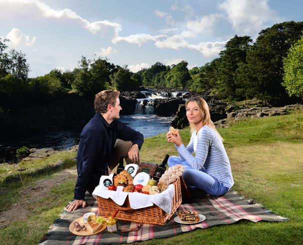 Picnic spots in Durham
