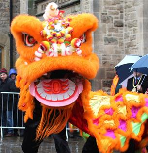 Chinese New Year in Durham