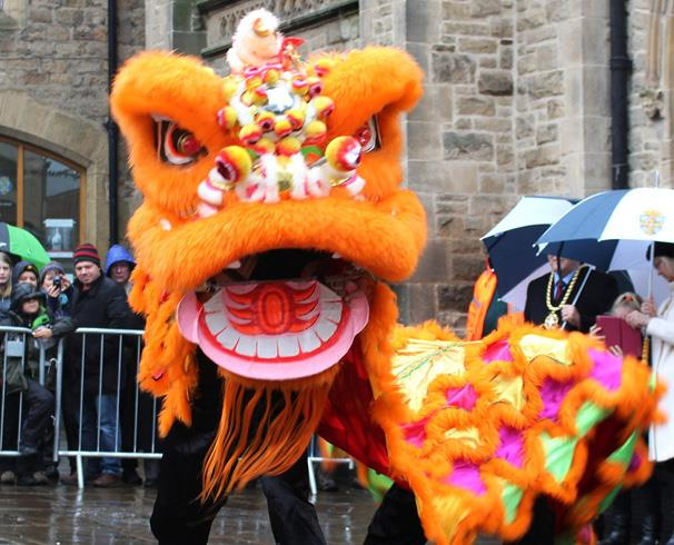 Durham welcomes 2018 Lunar New Year with unique events
