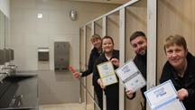 Dalton Park scoops the National Award for Eco Friendly Toilets