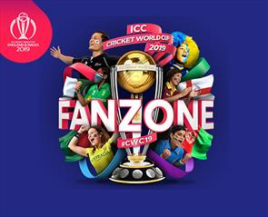 Durham Cricket World Cup fanzone
