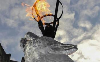 Fire and Ice event in Durham