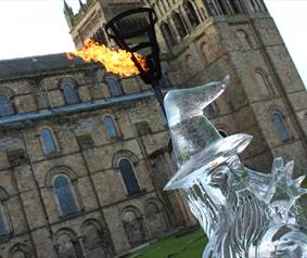 Fire and Ice in Durham