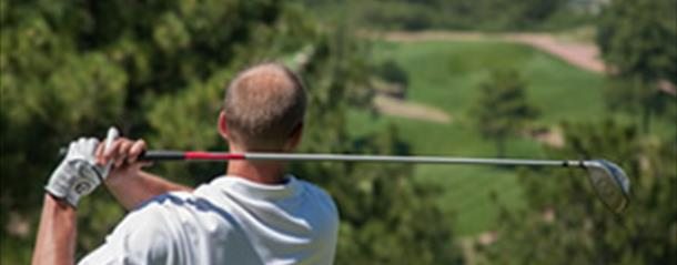 Golf events in Durham