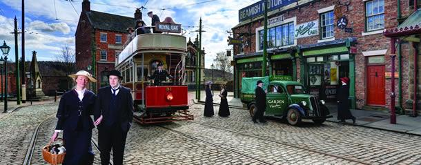 Beamish museum history in Durham