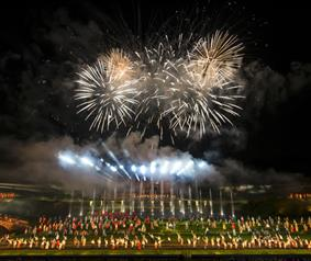 Durhams top 10 events - Kynren