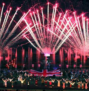 Kynren an epic tale of England
