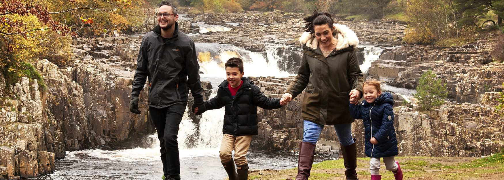 Family at Low Force