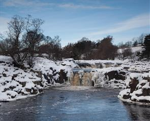 High Force Low Force in the Snow