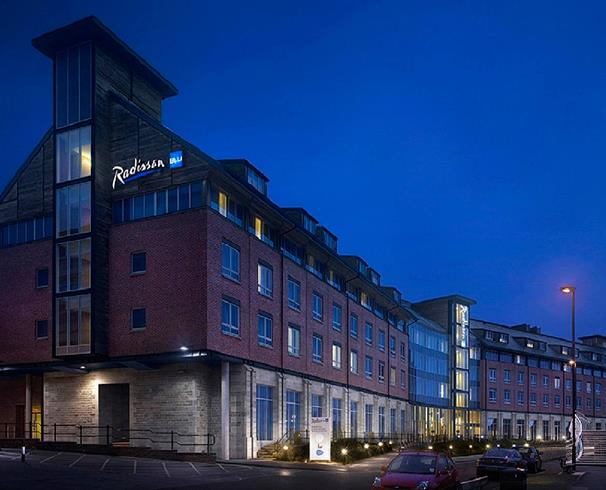 Radisson Blu Hotel Durham City