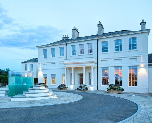 Seven reasons why you should stay at Seaham Hall this summer