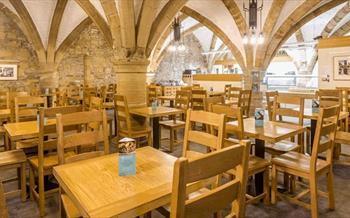 The Undercroft Durham Cathedral