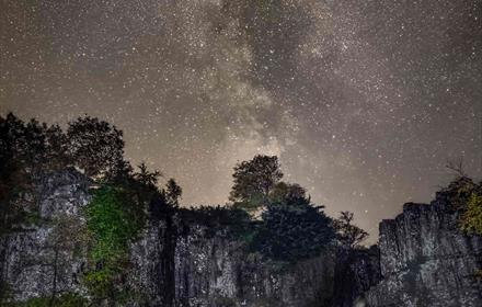 North Pennines Stargazing Festival: High Force Night Skies Run