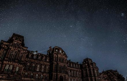 North Pennines Stargazing Festival: Night Photography @ The Bowes Museum