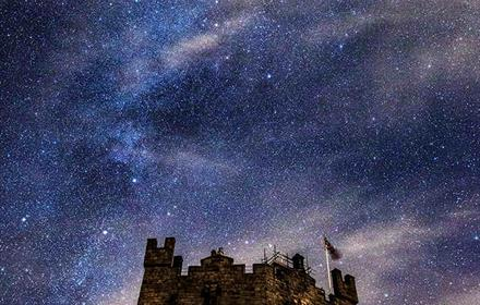 North Pennines Stargazing Festival: Family Stargazing @ Raby Castle