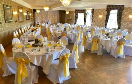 Weddings at the George Hotel