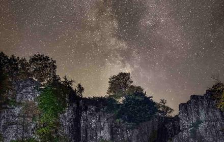 North Pennines Stargazing Festival: Family Stargazing @ High Force (Fully Booked)