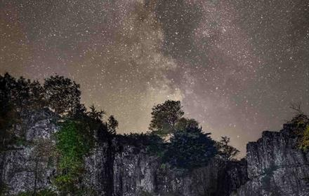 North Pennines Stargazing Festival: Astrophotography @ High Force