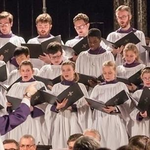 Durham Cathedral: Christmas with Durham Cathedral Choir - The Messiah