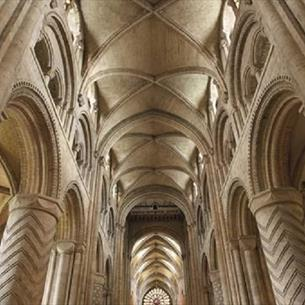 Durham Cathedral: Carol Service: NHS